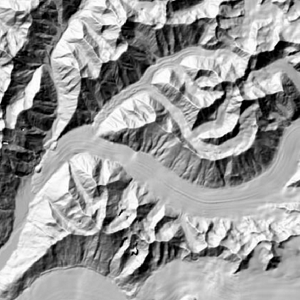 Elevation Datasets in Alaska thumbnail image