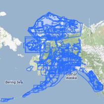Geologic Map Index of Alaska thumbnail image