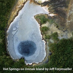 Geothermal Sites of Alaska